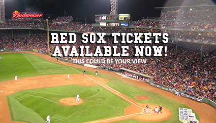 Red Sox Tickets @ State Street Pavilion Section 8, Row 4 Available Now | Click to Purchase