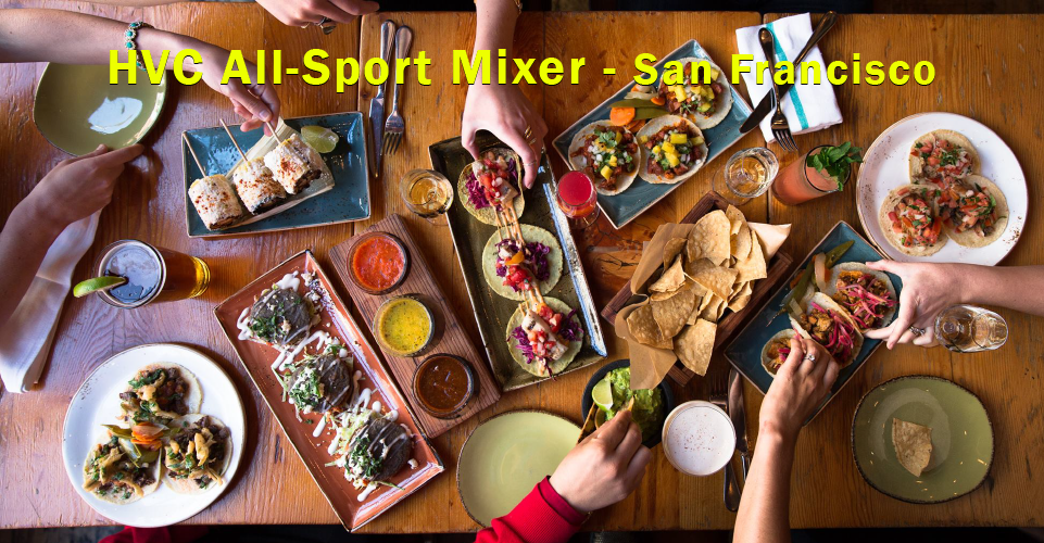 3rd Annual San Francisco All-Sport Mixer | March 1, 2018
