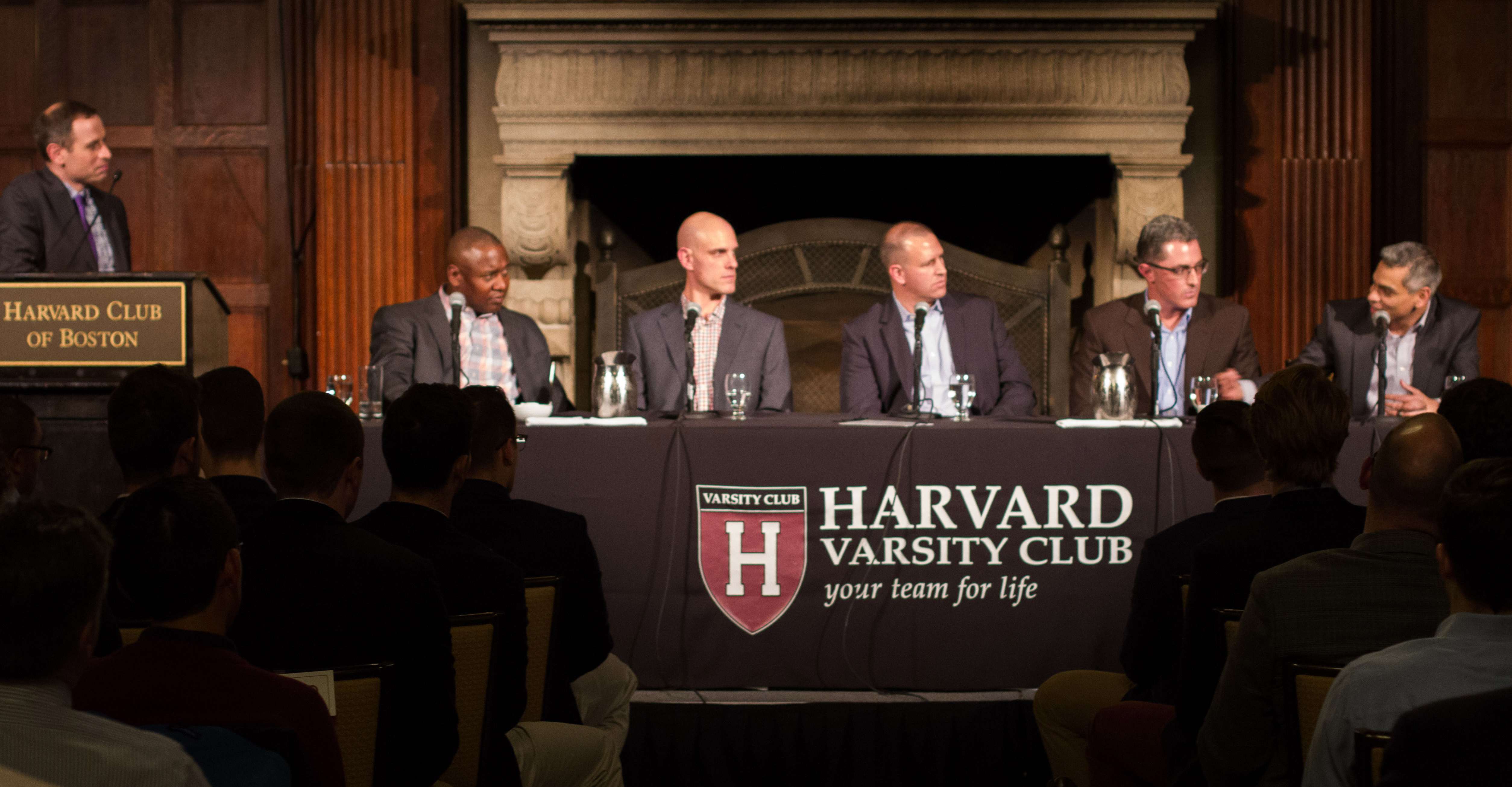 HVC, Friends of Harvard Baseball Co-Host MLB Executive Panel