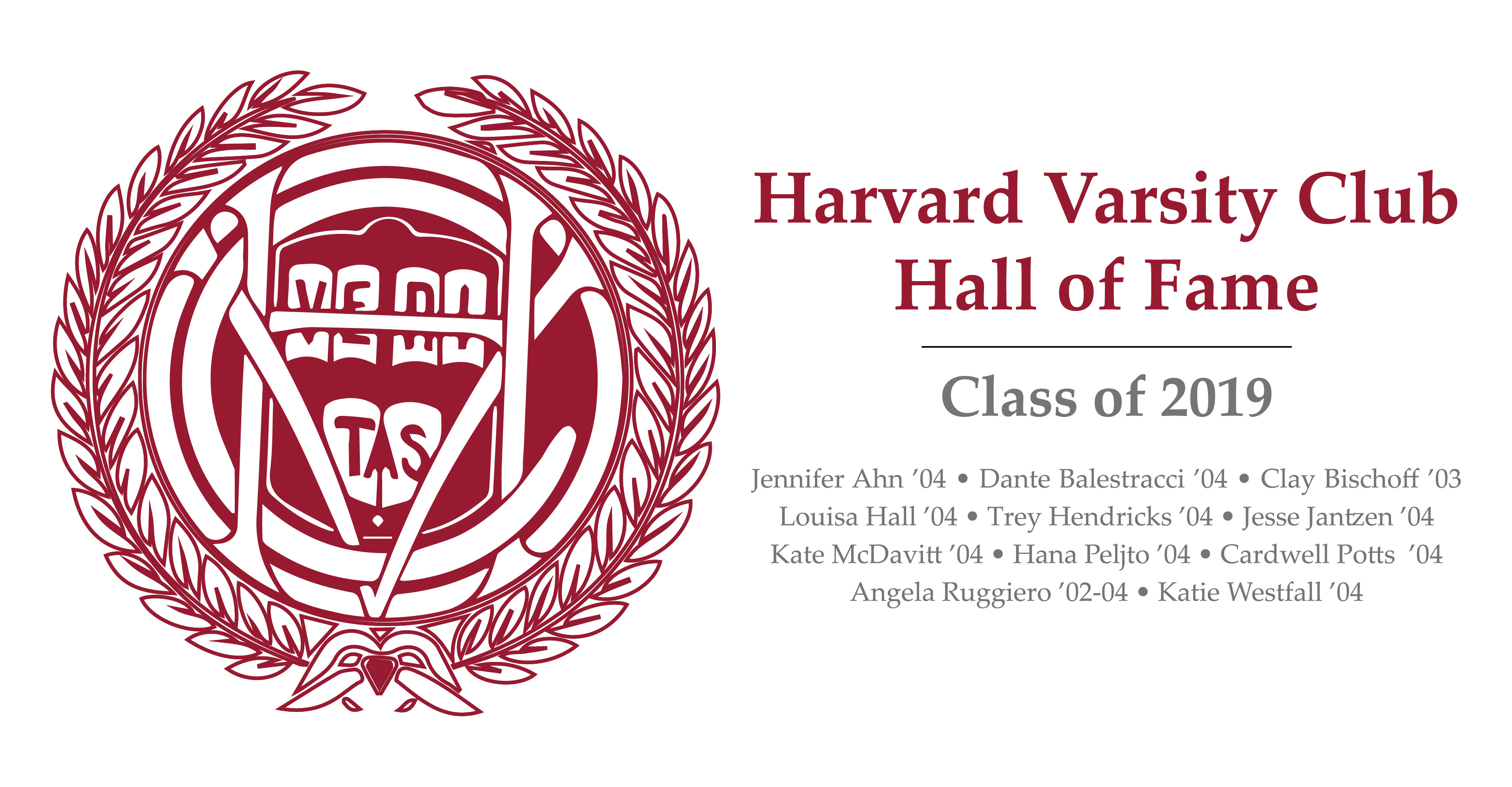 11 of Harvard's Greatest Announced as HVC Hall of Fame Class of 2019