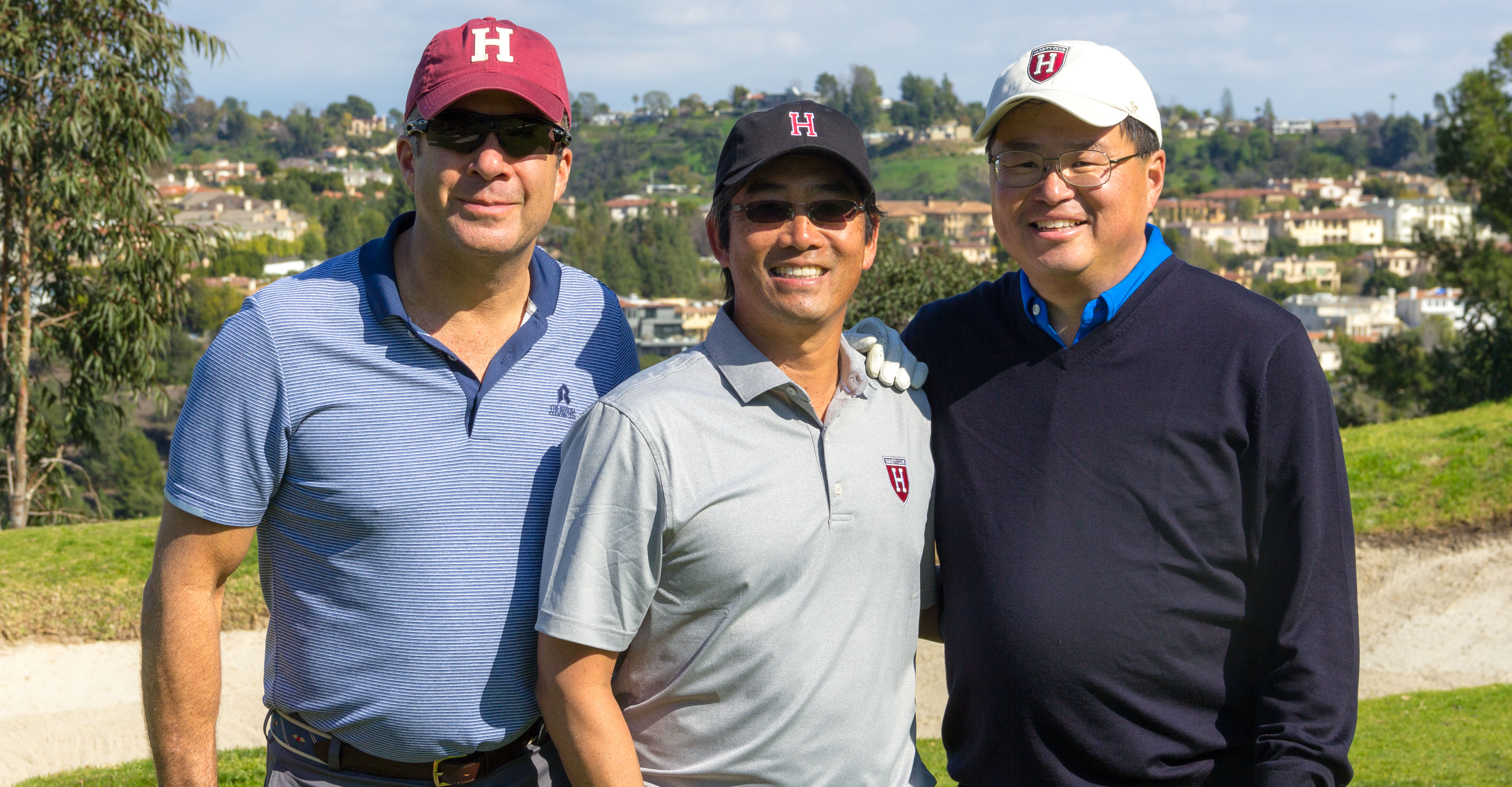 Alumni & Friends Gather at 2nd-Annual HVC California Golf Tournament
